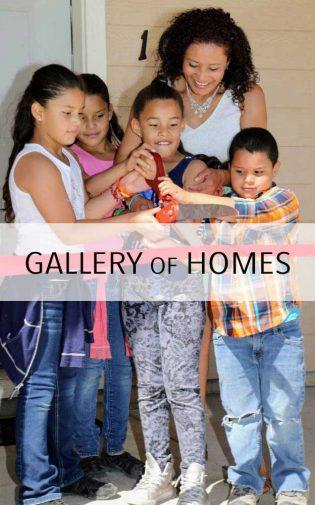 Photo Gallery: Habitat Homeowners & Homes