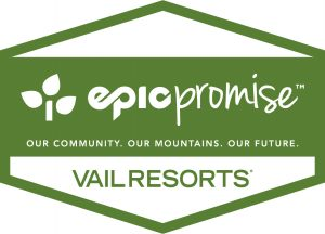 Epic Promise Vail Resorts; Habitat for Humanity Vail Valley sponsor
