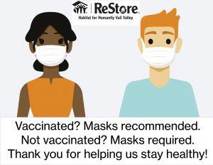 covid update masks